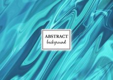 Free vector Free Vector Turquoise Abstract Background #13010