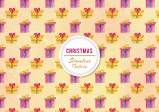 Free vector Free Vector Watercolor Gifts Pattern #17356
