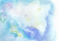 Free vector Light Blue Free Vector Watercolor Texture #17711