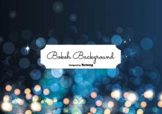 Free vector Beautiful Abstract Bokeh Background #12672
