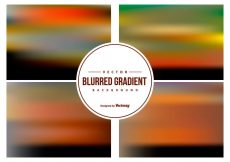 Free vector Blurred Background Collection #14358