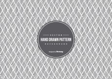 Free vector Cute Hand Drawn Pattern Background #14884