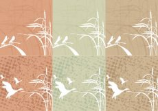 Free vector Reeds Background Grunge #14168