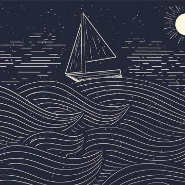 Free vector Free Detailed Vector Illustration Of The Sea #20526