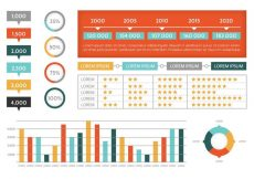 Free vector Free Vector Infographic Elements #19688