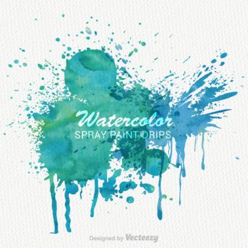 Free vector Free Vector Watercolor Paint Banner #20522