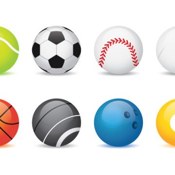 Free vector Sport Balls Collection #23080