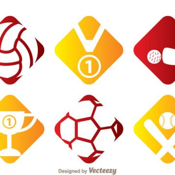 Free vector Sports Vector Icons #23178