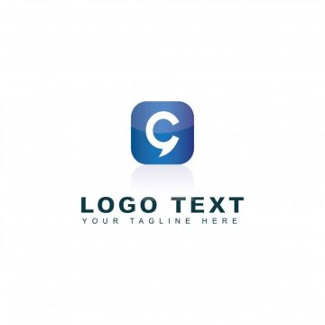 Free vector Cloud chat logo #23884