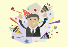 Free vector Party Blower vector #23317