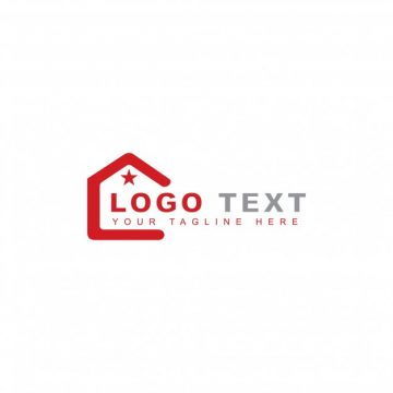 Free vector Star homes logo #23380