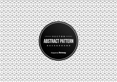 Free vector Geometric Abstract 3D Squares Pattern Background #24370