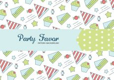 Free vector Party Favor Background #23381