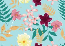 Free vector Seamless Nature Background #23897