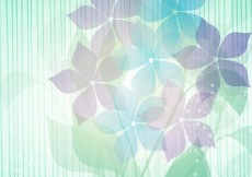 Free vector Abstract flowers background #483