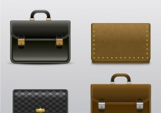 Free vector Bags collection #1823