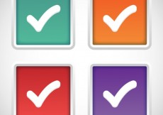 Free vector Check mark buttons #3138