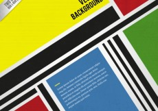 Free vector Color block background #2587