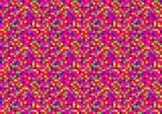 Free vector Colorful pixel background #3235
