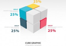 Free vector Cube graphic #1399