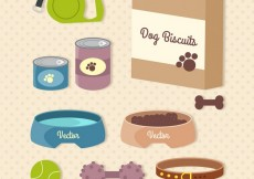 Free vector Dog elements #2016
