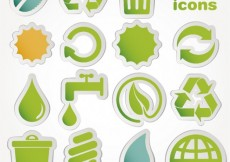 Free vector Ecology icons #2446