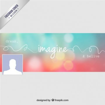 Free vector Facebook cover design #922