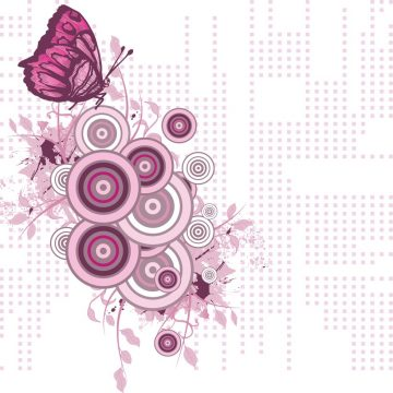 Free vector Free Butterfly Vector Illustration #3941