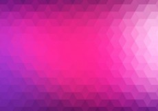 Free vector Geometric background in purple and pink tones #1777