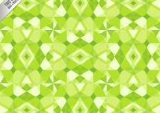 Free vector Green abstract background #3172