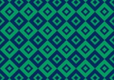 Free vector Green and blue with squares pattern #2567
