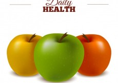 Free vector Healthy apples #2354