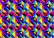 Free vector Kaleidoscope colorful background #3213