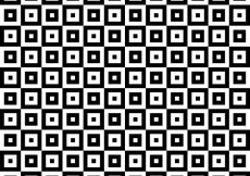 Free vector Monochrome squared pattern #2563