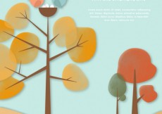 Free vector Nature background #280