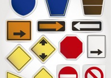 Free vector Road signs #2453
