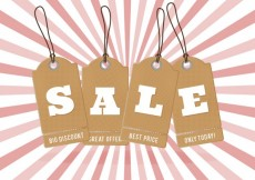 Free vector Sale tags #1469