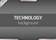 Free vector Technology background #3136