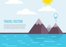 Free vector Travel template #930
