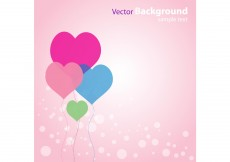 Free vector Abstract Love Background #3539