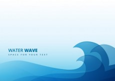 Free vector Water wave background #152