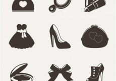 Free vector Woman elements #70