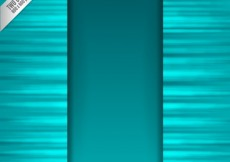 Free vector Abstract background in turquoise color #5558