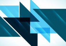 Free vector Abstract background with triangles #6130
