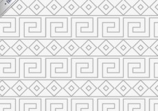 Free vector Abstract geometric pattern #10868