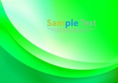 Free vector Abstract Natural Green Background #5471