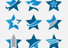 Free vector Abstract stars #7053