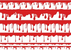 Free vector Blood Dripping Vectors #12100