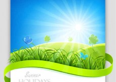 Free vector Blue Nature #7276