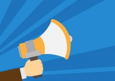 Free vector Business megaphone #5695